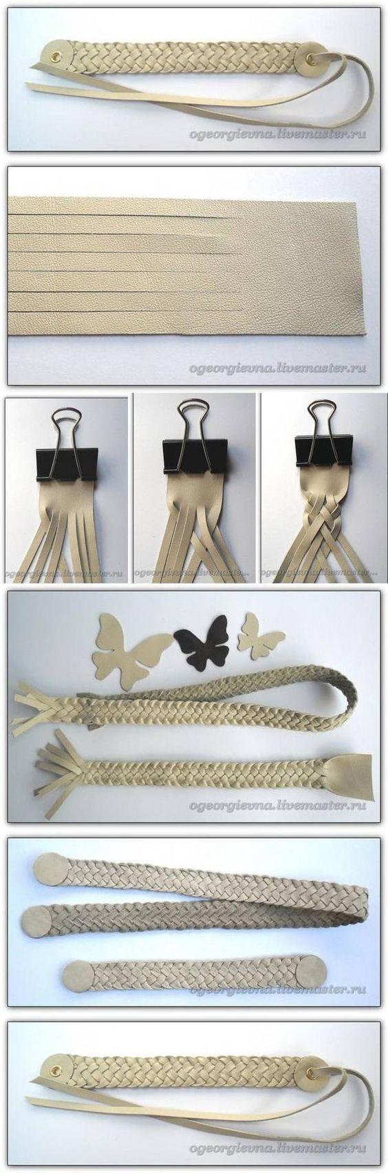 DIY Bracelets to Make DIY Projects | UsefulDIY.com