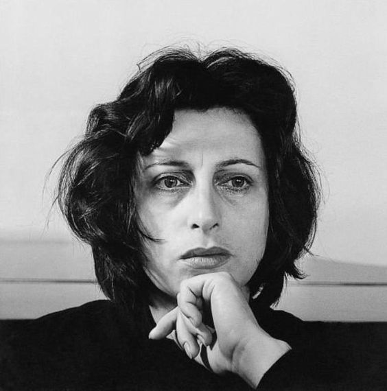 Anna Magnani, 1950, photo by Herbert List