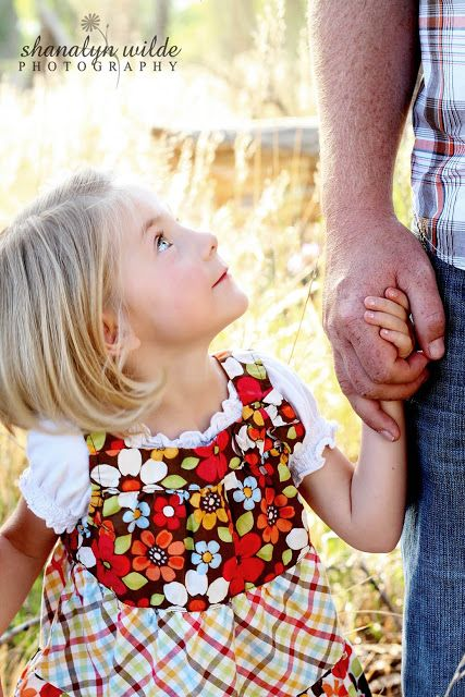 daddy daughter and children photo ideas, Shanalyn Wilde Photography