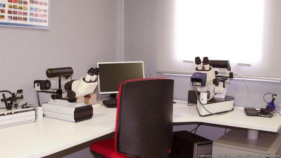 Aquí puedes ver nuestro laboratorio