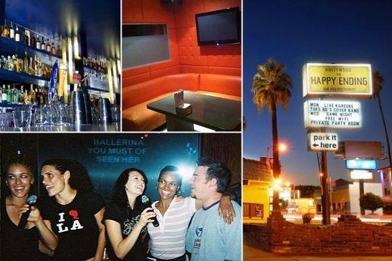 12 amazing karaoke bars in LA