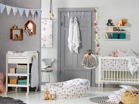 NG Baby, Harlequin, Vimpel, 3 meter, Blå Tavlor & Vimplar ...