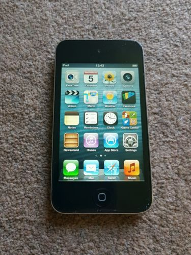 Apple iPod touch 3rd Generation Black (32GB) https://t.co/hw5eggNUn3 https://t.co/d5XELIzYFS