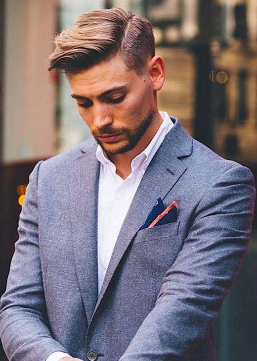 25 Fresh New Hairstyles For Men 2018 Pics Bucket Gentleman Haircut Mens Hairstyles Men Haircut Styles