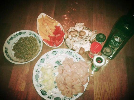 Lovely Things by Kerstin: Kalorienarmes Abendessen...
