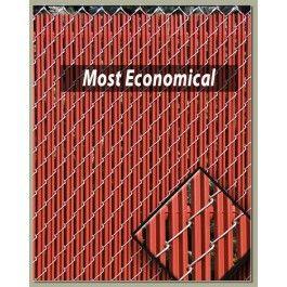 EconoLink Slats 4' Economical Chain Link Fence Privacy Slats
