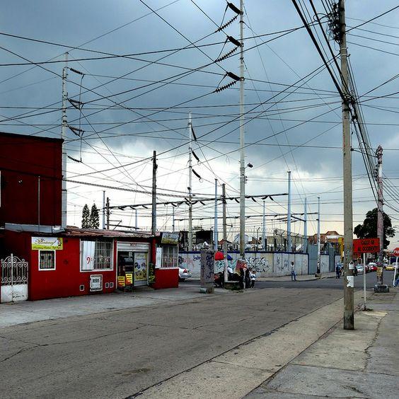 bogotá en la calle by kroons kollektion, via Flickr