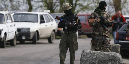 Ukraine; Kiev met en garde contre une «grande guerre»