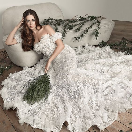 Lee Petra Grebenau Pre-2019 Wedding Dresses
