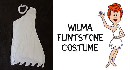 Wilma Flintstone from The Flintstones | 46 Awesome Costumes For Every Hair Color