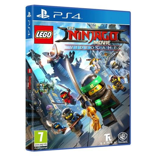 Lego Ninjago Movie Videogame Dubbing Pl Ps4 W Wa Lego Ninjago Movie Video Games Xbox Video Games Nintendo