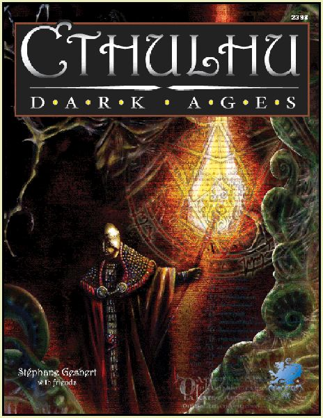 Cthulhu Dark Ages (1st edition), for the Call of Cthulhu RPG