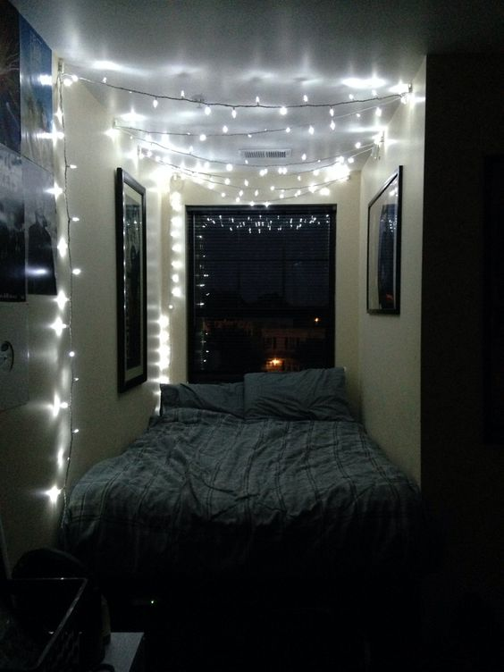 Fairy Lights Home Design Pinterest Tumblr Room