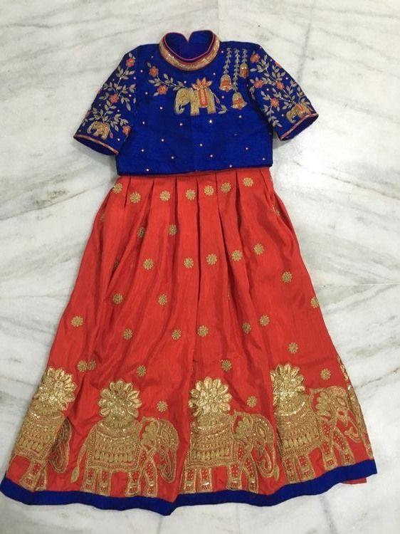Heavy Lehenga High Neck Blouse Blouse Designs High Neck Blouse Hand Designs Kids Dress