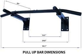 Resultado de imagen para How To Make A Homemade Pull Up Bar