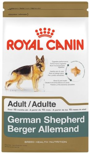 Royal Canin German Shepherd Adult Dry Dog Food 17 Lb Dog Food