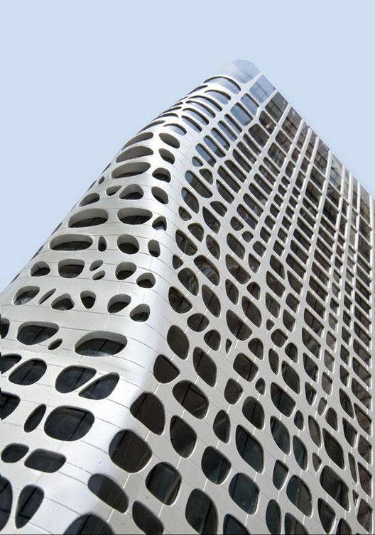 Hotel Conrad Pekin / MAD Architects,© MAD Architects