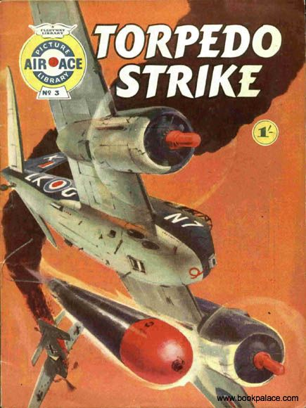 Book Palace Picture Gallery - British Comics - Air Ace Picture Library16