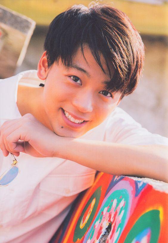 少年っぽい雰囲気の竹内涼真のかわいい画像