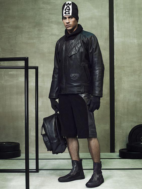 #Menswear #Trends Alexander Wang X H&M Menswear #ALEXANDERWANGxHM #Tendencias #Moda Hombre