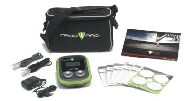 Marc pro for recovery #wod #crossfit #recovery electronic muscle stim unit