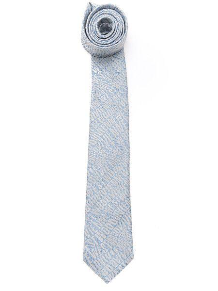 Vivienne Westwood / Logo Print Tie