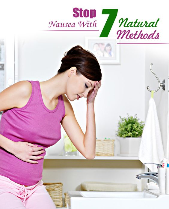 Stop Nausea With 7 Natural Methods