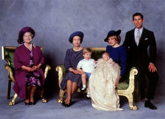 four generations of royalty hm queen elizabeth the queen