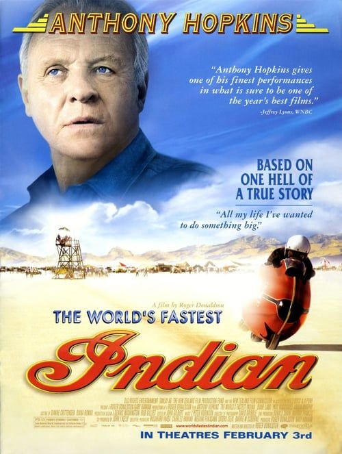 Watch The World S Fastest Indian Full Movie Online