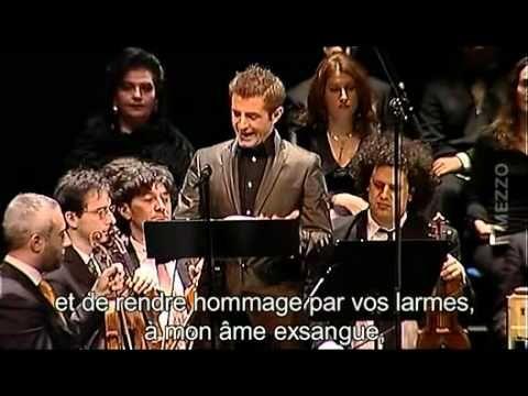 Jaroussky, Cenci, I Barocchisti perform Faramondo, Haendel, in concert version at the Opera de Lausanne (the full opera :)