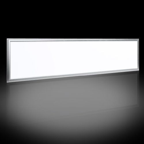 auralum dalle led plafonnier luminaire 120x30cm blanc froid smd 2835 36w lampe panneau lumineux. Black Bedroom Furniture Sets. Home Design Ideas