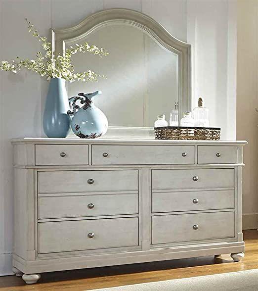 Liberty Furniture Industries 7 Drawer Dresser With Mirror Liberty Furniture Furniture Dresser With Mirror