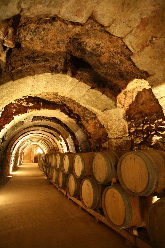 Marques de Arviza en Fuenmayor, Wine Cellar, Rioja Alta