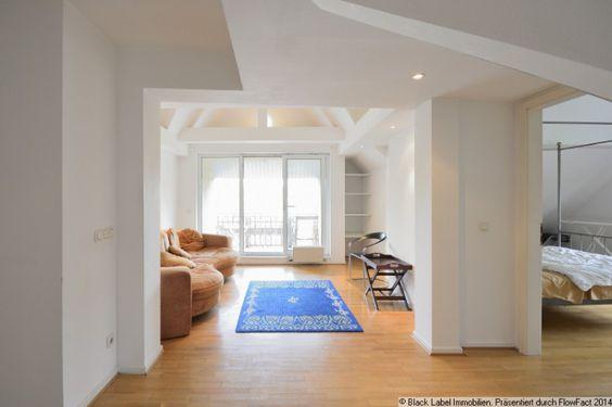 Zwei Zimmer mit Dachterrasse in Berlin Zehlendorf zur Miete  Stunning Loft apartment to rent in Berlin Zehlendorf