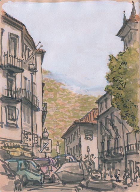 Madeira, Mostlydrawing.com