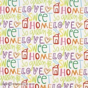 Papel de parede SWEET HOME COC_5926_42_18