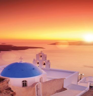 5 nights in Santorini  £299 per person Express Travel | Cheap Breaks, Tours & Holidays