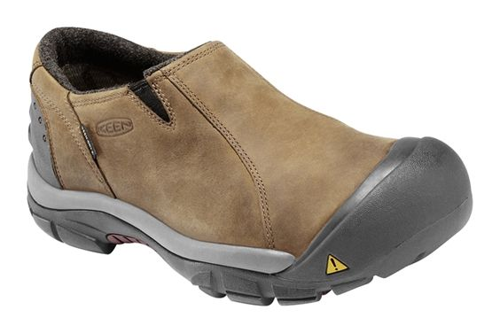 KEEN Footwear - Men's Brixen Low #KEENRecess - size 12 - brown - Brad