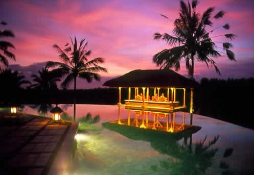 Amandari Resort in Bali, Indonesia at Hotels of the Rich and Famous  LOVE IT :)