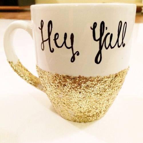 #glitter #mug