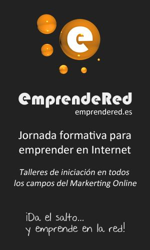 EmprendeRed: un evento para iniciarse en marketing online... ¡da el salto y emprende en la red!
