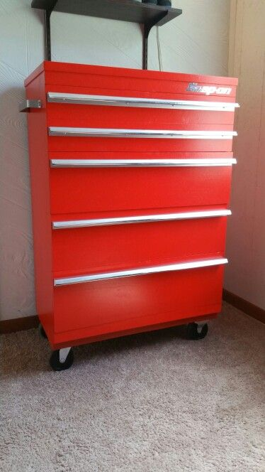 Tool Chest Dresser Makeover: Tool Box, Old Dressers And My Son On Pinterest