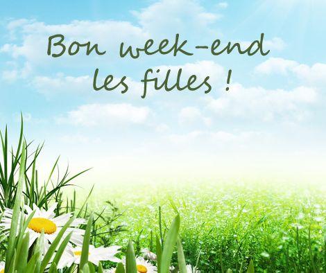 Ce week-end, on dore au soleil... Et vous ? Bon week-end les filles !