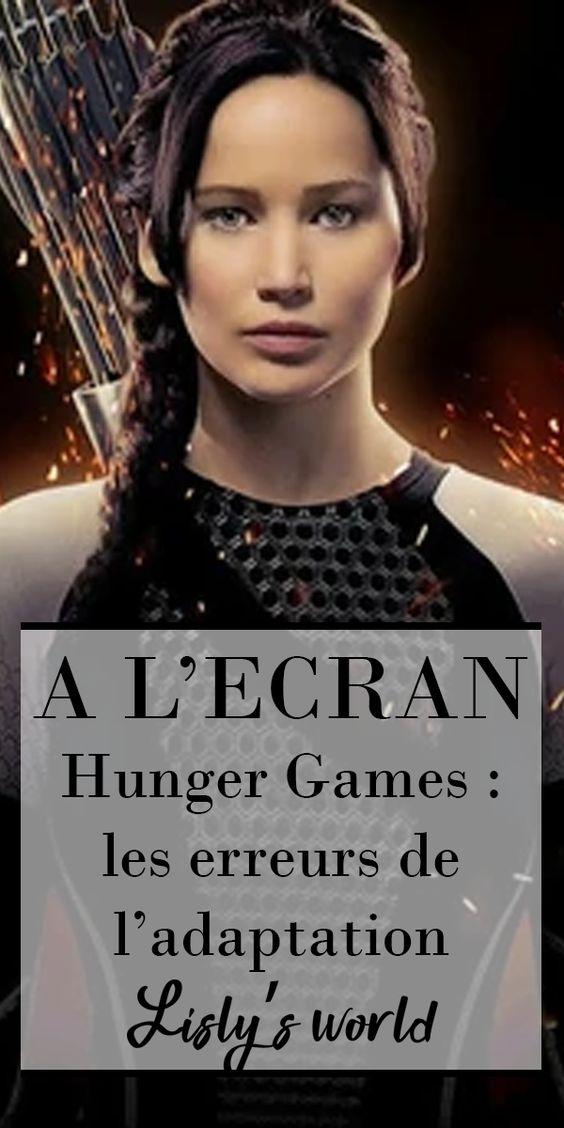 Hunger games : 5 erreurs et 5 réussites de l'adaptation cinématographique
