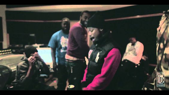 LIL SNUPE / MEEK MILL FREESTYLE PT3     www.chatologycommunications.com
