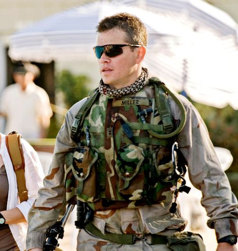 best oakley sunglasses for military  matt damon wearing oakley m frame strike sunglasses in the film green zone.