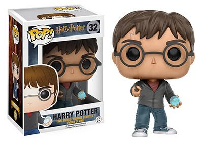 32 Harry Potter con Prophecy Orb Funko Pop