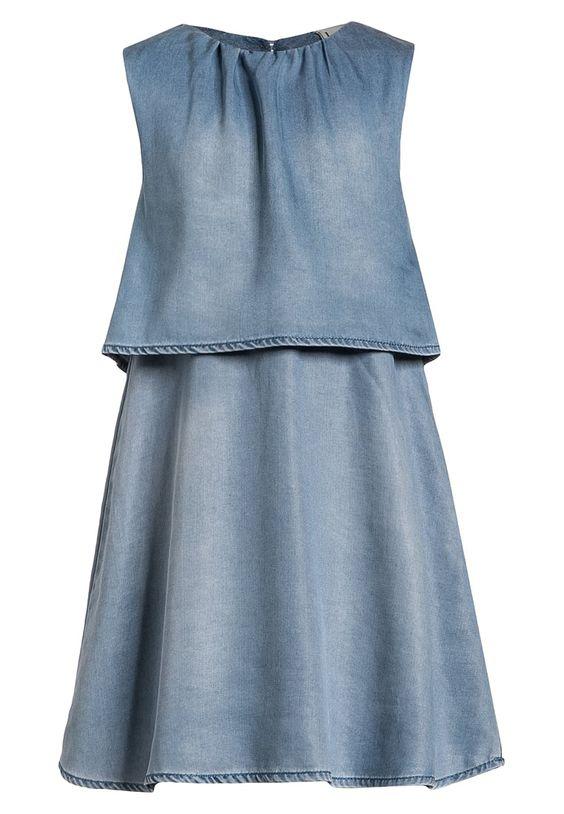 Pedir  limited by name it NITSISIELGA - Vestido vaquero - light blue denim por 27,95 € (8/02/17) en Zalando.es, con gastos de envío gratuitos.