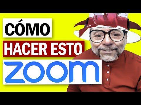 Poner Filtros En Zoom Muy Fácil Trucos Zoom Con Los Que Vas A Llamar La Atención Youtube Habilidades De Comunicación Zoom Habilidades Comunicativas