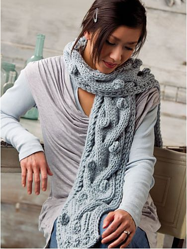 Ravelry: Bobbles Beyond Compare pattern by Daniela Nii